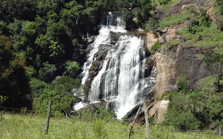 Cachoeira de Ribeirão São Paulo