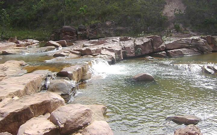 Cachoeira do Paiuá em Uiramutã