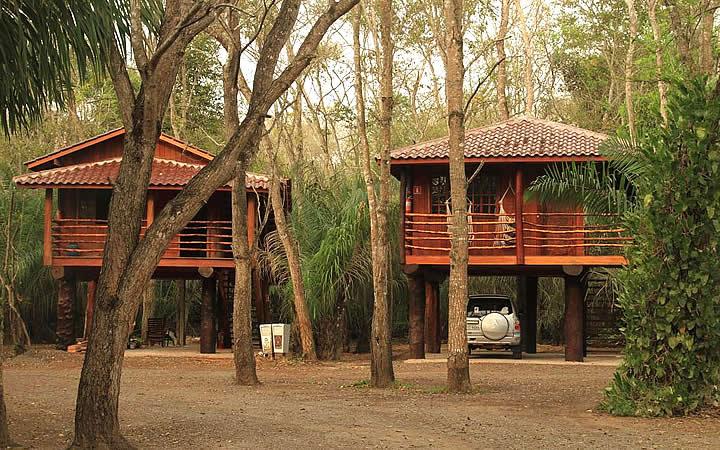 Casas do Hotel Cabanas
