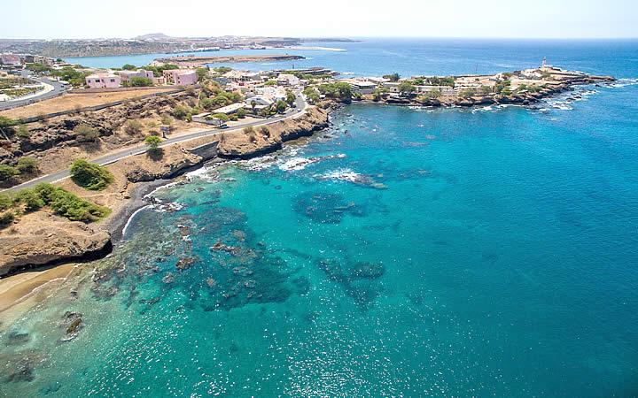 Ilha em Cabo Verde