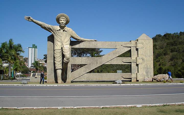 Monumento Menino da Porteira