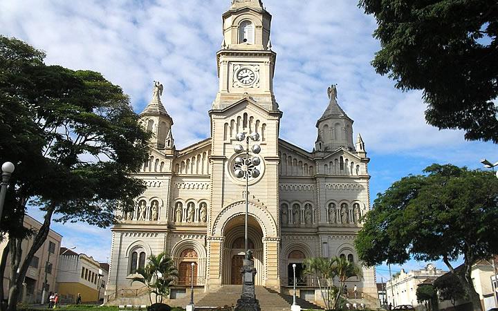 Santuário de São Francisco de Paula e Nossa Senhora de Fátima