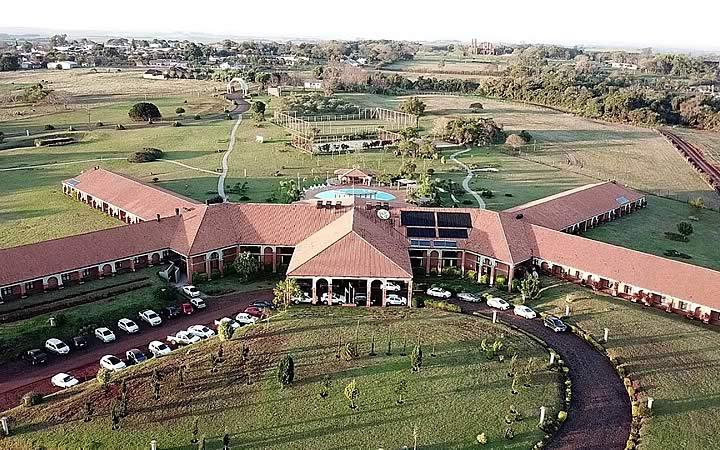Tenondé Park Hotel