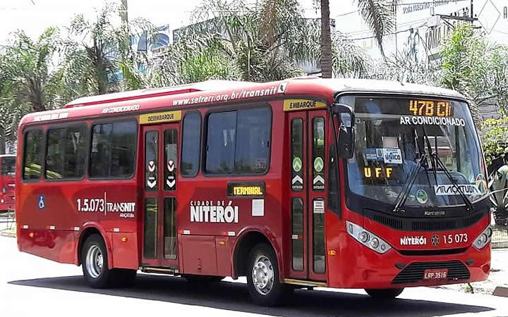 Ônibus da Linha 47B - Niterói
