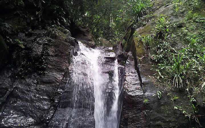 Cachoeira em Campo Grande