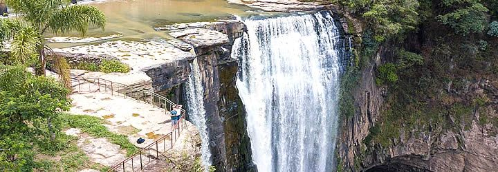 Cachoeira em Prudentópolis