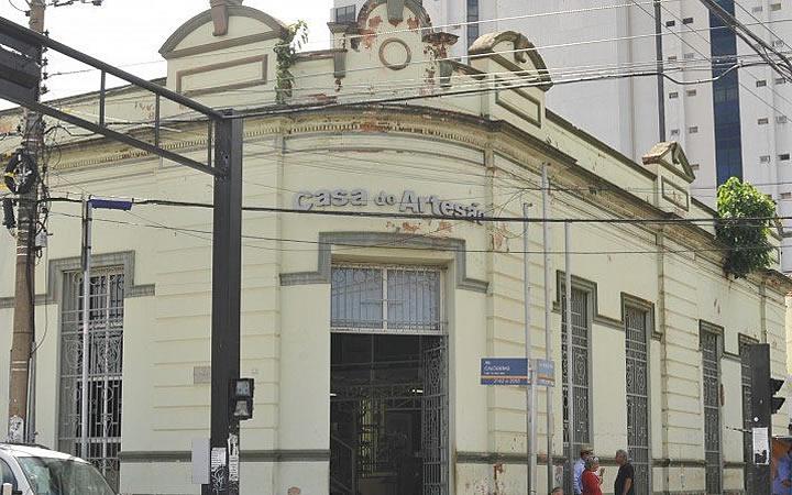 Casa do Artesão em Campo Grande