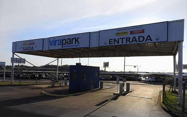 Entrada do Vira Park