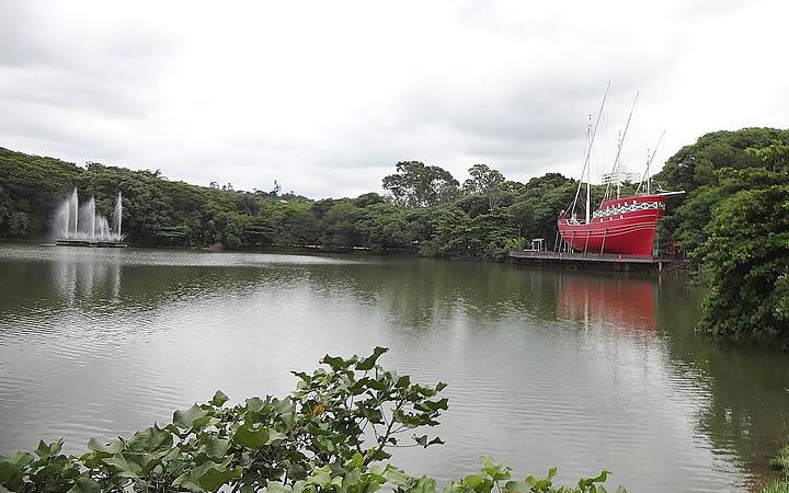 Lago do Taquaral
