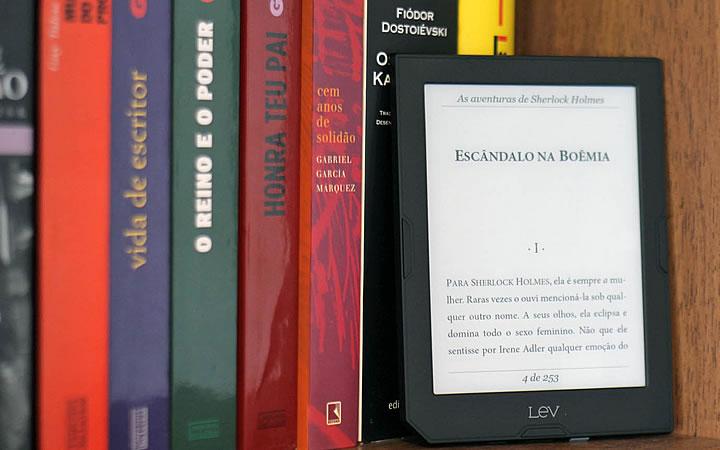 Livros e leitores digitais
