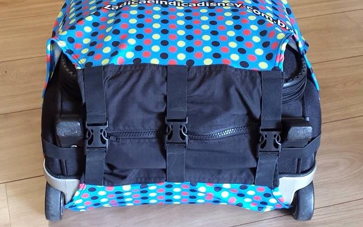 Protetor de mala de viagem