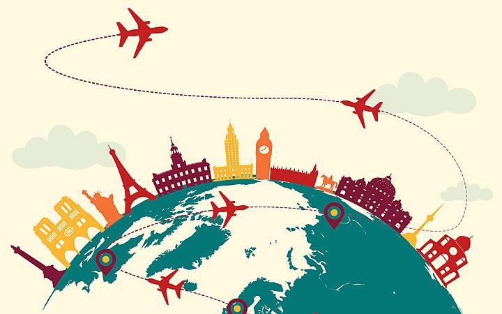 Stopover - Avião circulando o mundo