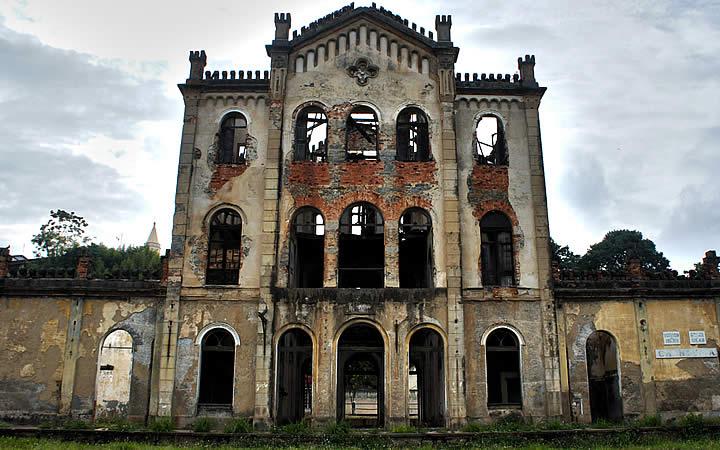 Antiga Estação Ferroviária da Central do Brasil