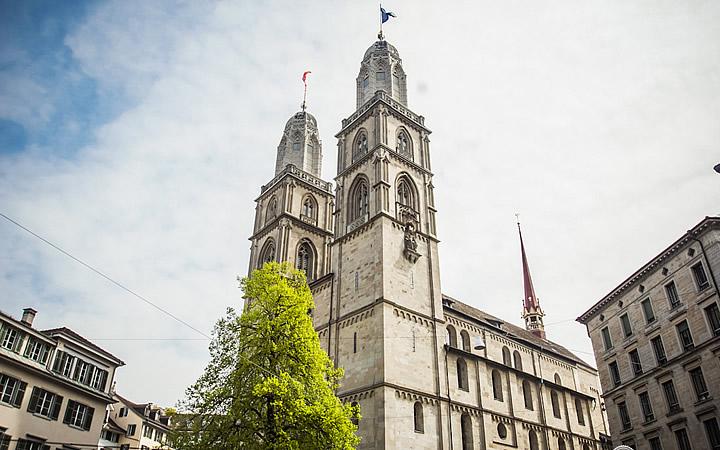 Catedral Grossmünster