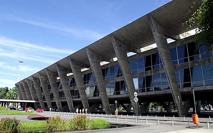 Fachada Museu de Arte Moderna do Rio de Janeiro – MAM