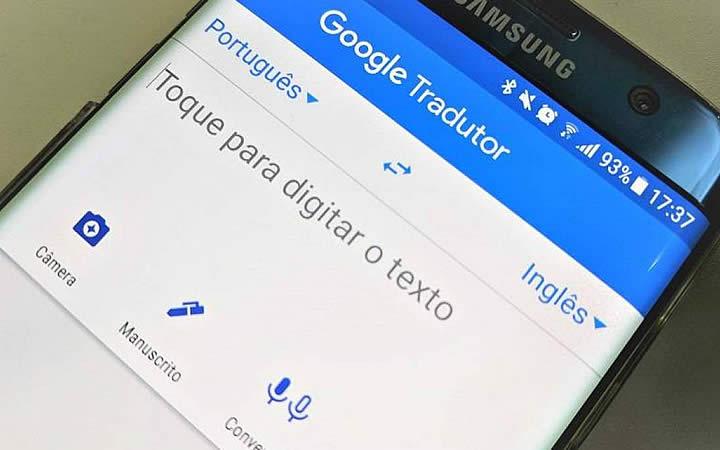 Aplicativos Google Tradutor