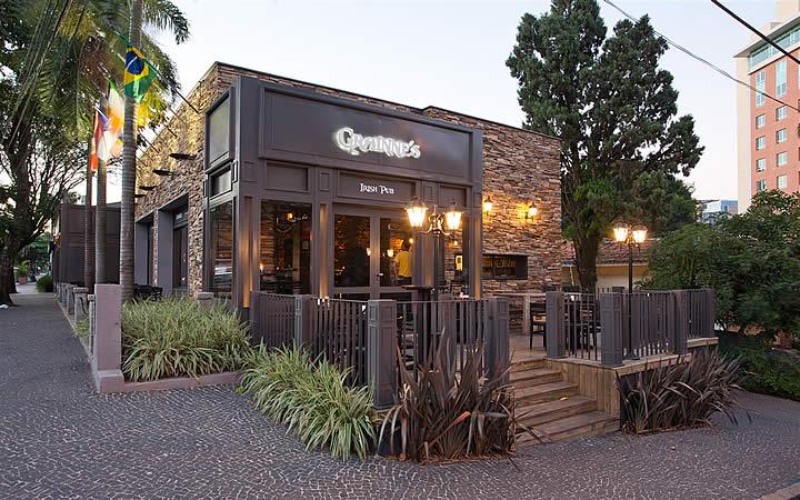 Grainne's Pub em Campinas