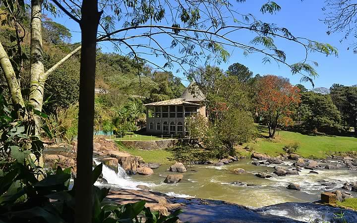 Hotel Recanto da Cachoeira - Onde ficar em Socorro