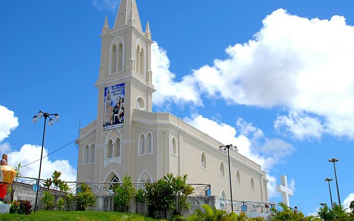 Igreja Matriz de Colina do Santo Antônio