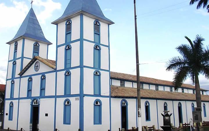 Igreja matriz do Divino Pai Eterno