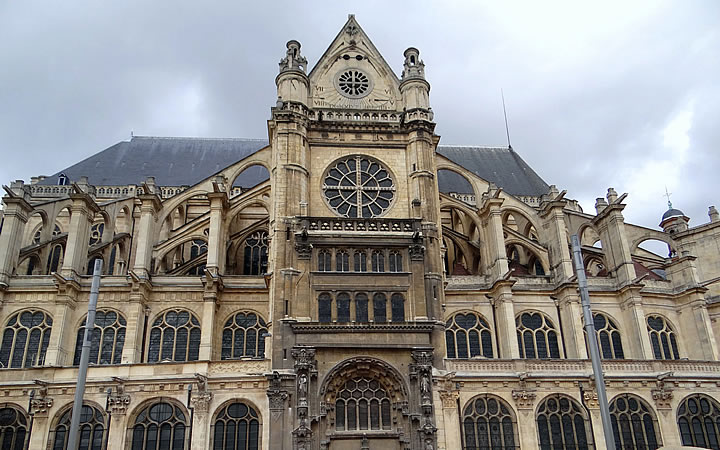 Igreja paroquial Eglise Saint-Pierre
