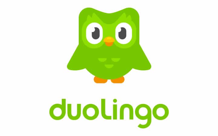Aplicativos Logo Duolingo