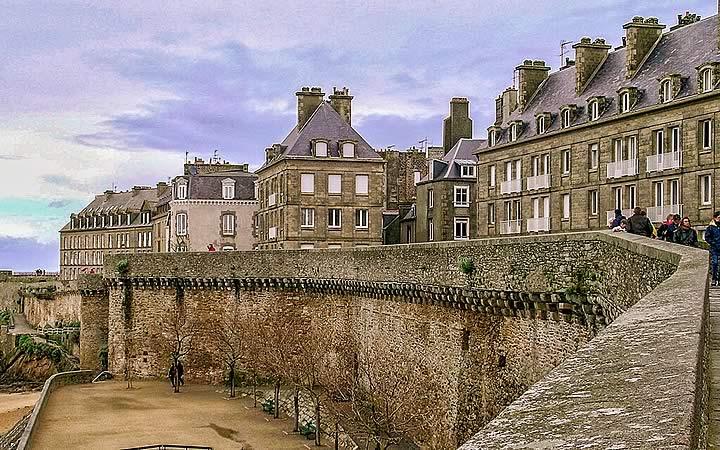 Muralhas de Saint-Malo