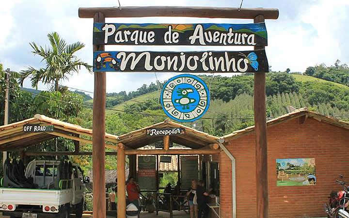 Parque de Aventura Monjolinho - Onde ficar em Socorro