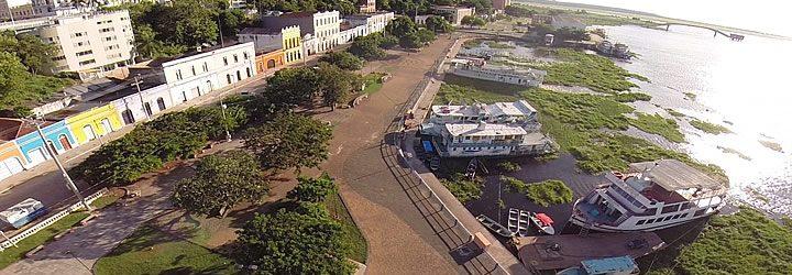 Porto de Corumbá
