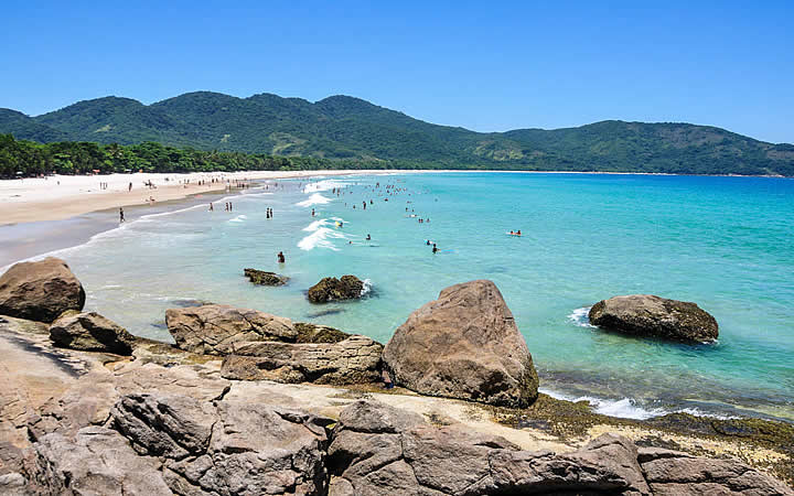 Praia do Lopes Mendes