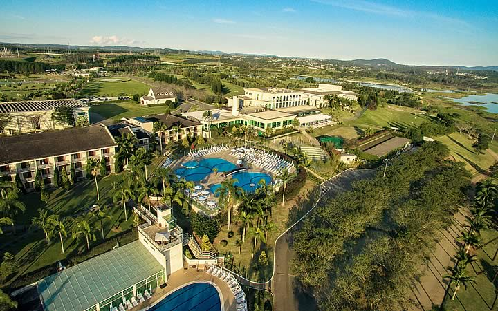 Resort All inclusive Lake Paradise - Resorts em SP