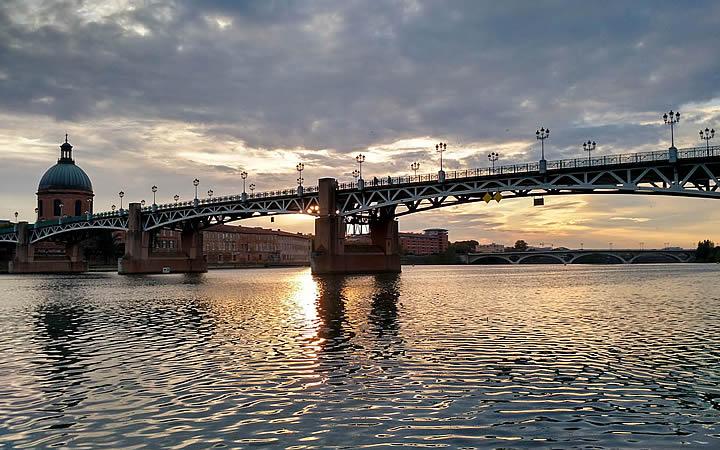 Rio La Garonne