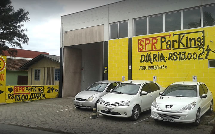 SPR Parking Estacionamento