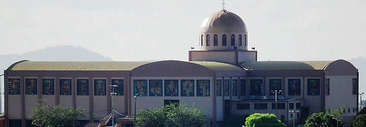 Santuário Basílica do Divino Pai Eterno em Trindade