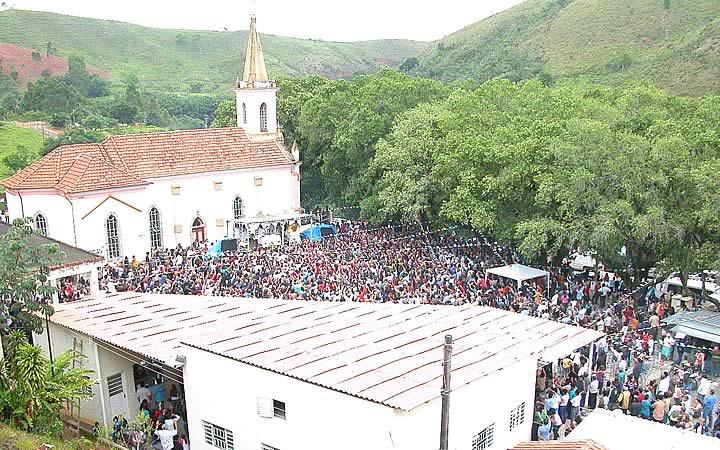 Santuário Nacional de Santa Cabeça em Cachoeira Paulista