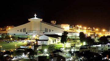 Santuário em Cachoeira Paulista - SP