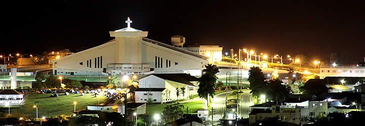 Cachoeira Paulista São Paulo fonte: www.transportal.com.br