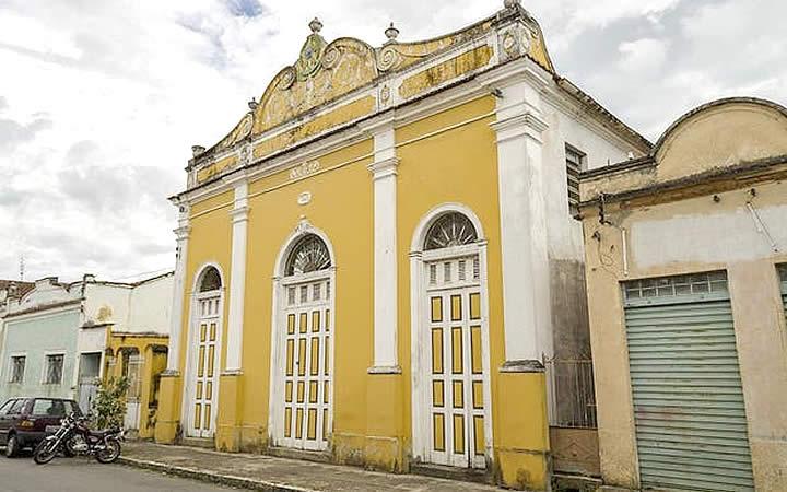 Teatro Municipal de Cachoeira Paulista