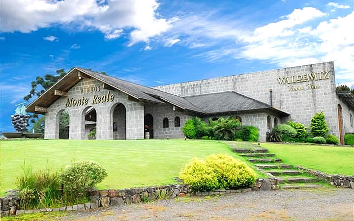 Vinícola de Monte Reale - Flores de Cunha