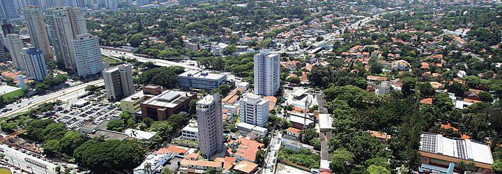 Vista aérea de Jabaquara
