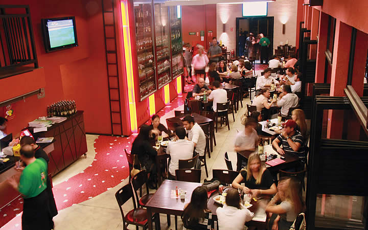 Zin Bar em Campinas