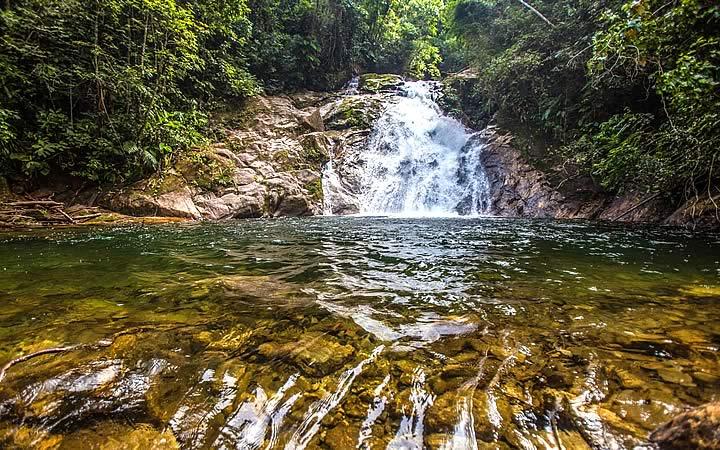 Cachoeira de Boiçucanga