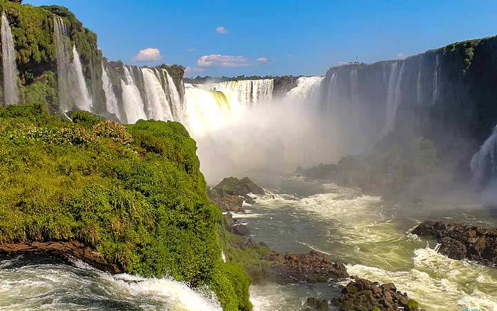 Cachoeiras da Cataratas do Iguaçu