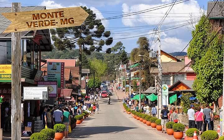 Centro de Monte Verde