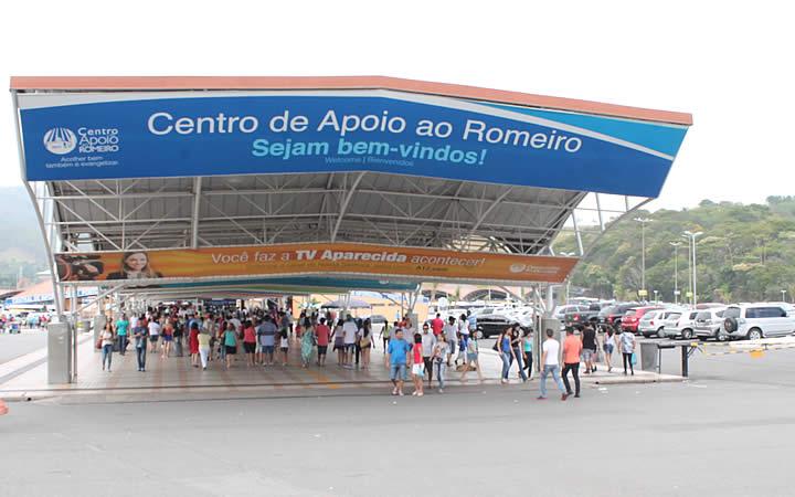 Centro de apoio ao romeiro