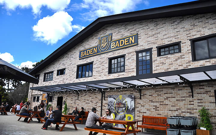 Cervejaria Baden Baden - Onde comer em Campos do Jordão