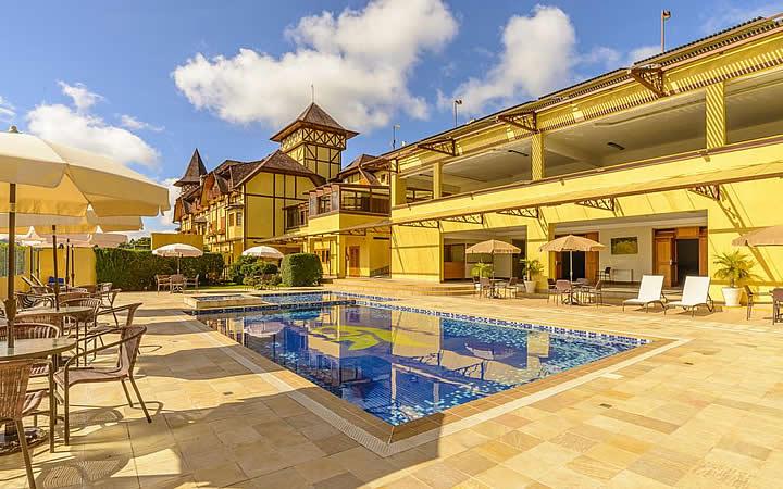 Hotel Le Renard - Hotéis em Campos do Jordão