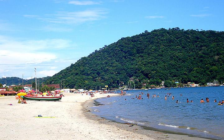 Praia de Itacuruçá