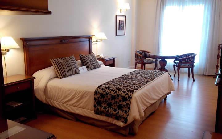 Quarto no Scala Hotel Buenos Aires