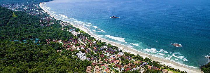 São Sebastião - Praia